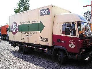 φορτηγό κόφα DAF 800