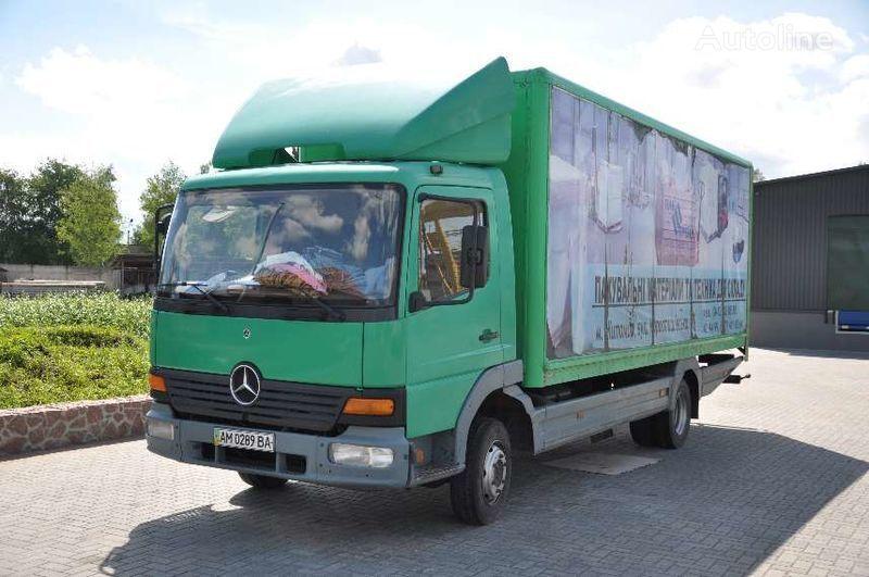 φορτηγό κόφα MERCEDES-BENZ Altego 815