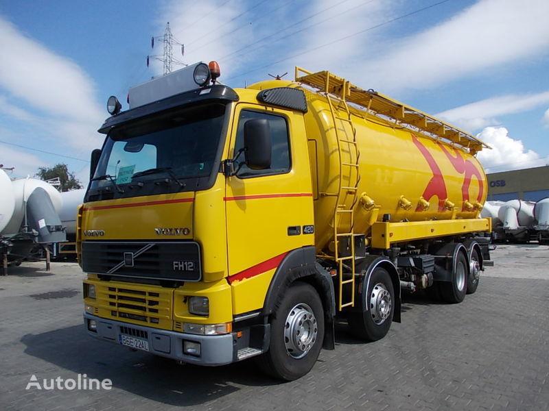 φορτηγό μεταφοράς σιλό VOLVO FH 12 420 DO PRZEWOZU PASZY !!!