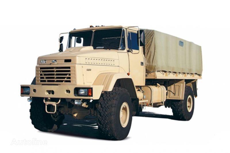 φορτηγό μουσαμάς KRAZ 5233VE
