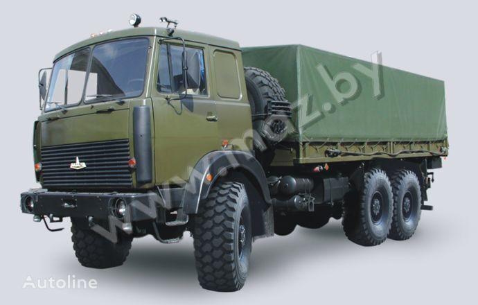 φορτηγό μουσαμάς MAZ 6317 (08, 09) Polnoprivodnyy