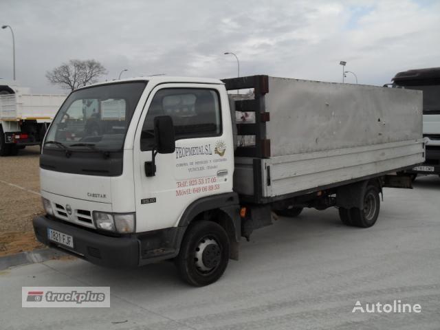 φορτηγό μουσαμάς NISSAN CABSTAR 35.10