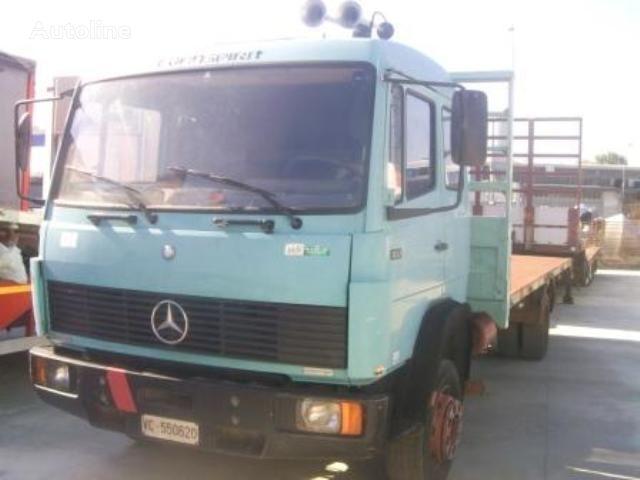 φορτηγό πλατφόρμα MERCEDES-BENZ 11.17