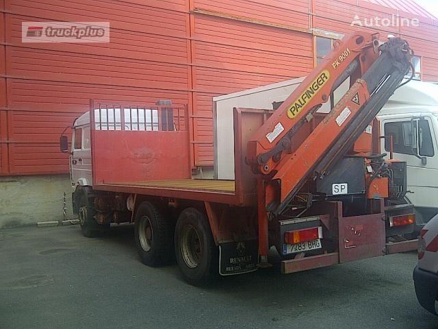 φορτηγό πλατφόρμα RENAULT MANAGER G 330