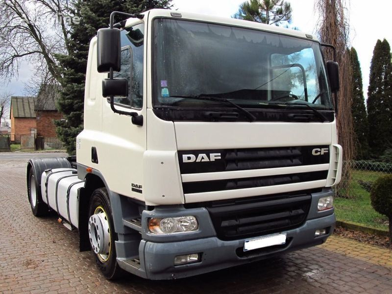 φορτηγό σασί DAF CF 75.360 4x2 CHASSIS 4.0m PERFECT CONDITION