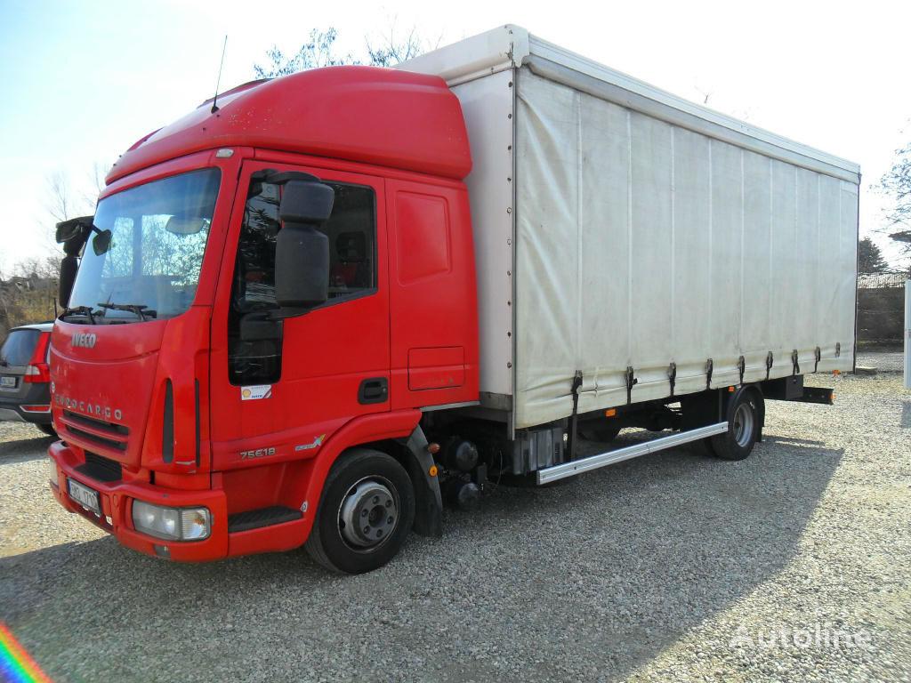 φορτηγό σασί IVECO ML 75E18