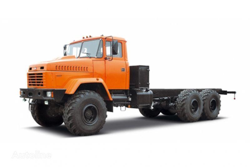 φορτηγό σασί KRAZ 63221 tip 3