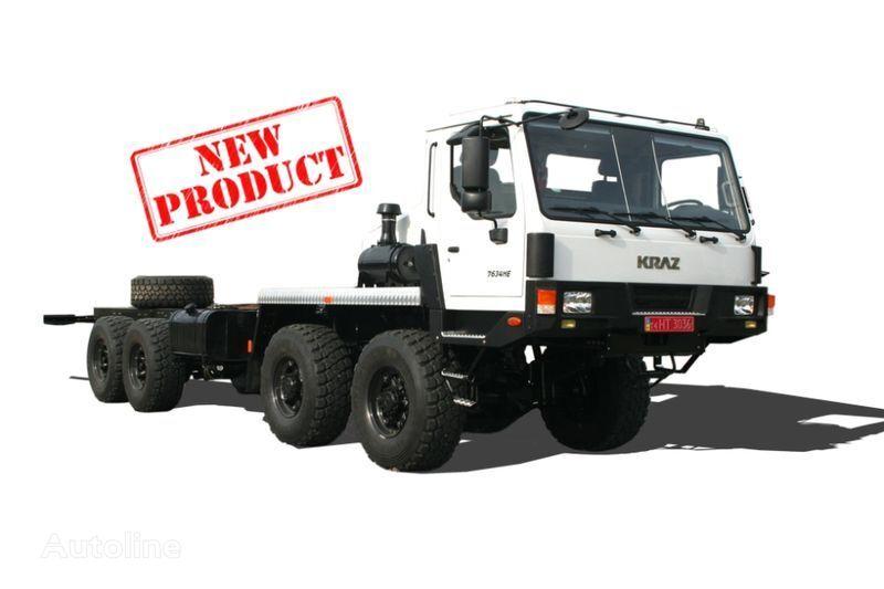 φορτηγό σασί KRAZ 7634NE (N27.3EH)