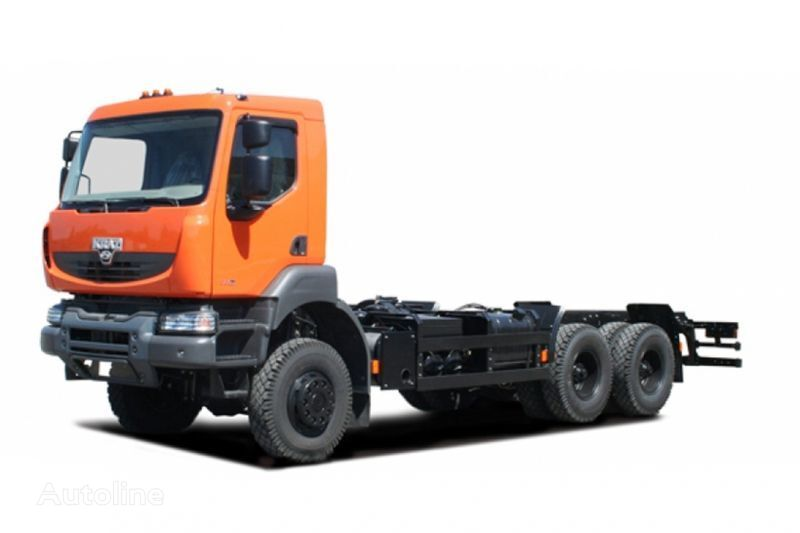 φορτηγό σασί KRAZ N22.2RX