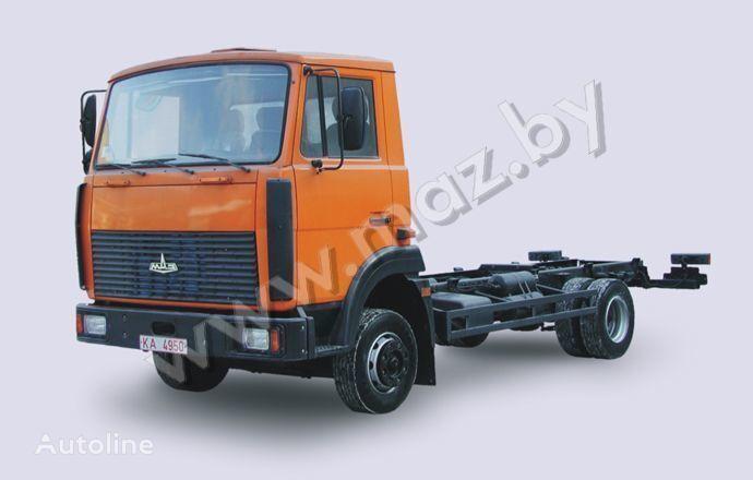 φορτηγό σασί MAZ 4370