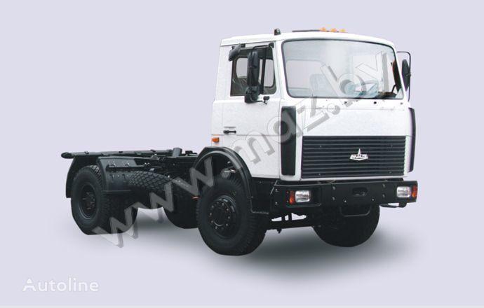 φορτηγό σασί MAZ 5551