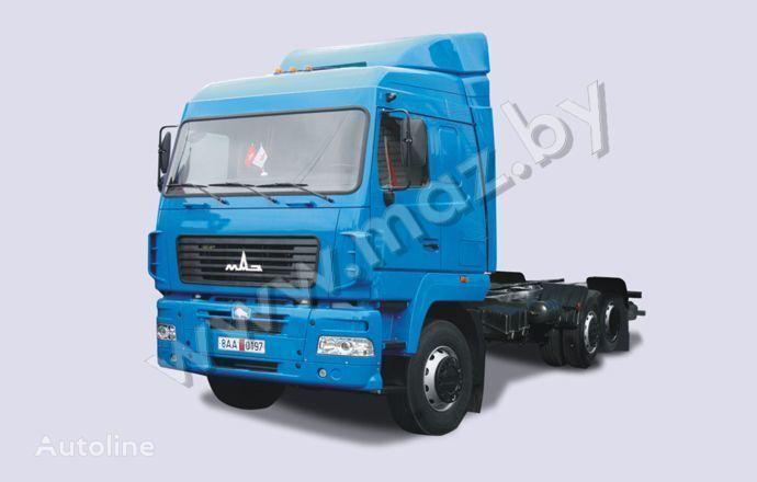 φορτηγό σασί MAZ 6310