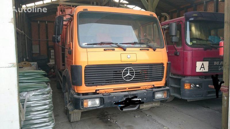 φορτηγό σασί MERCEDES-BENZ 1617