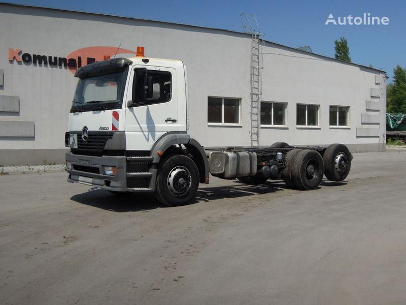 φορτηγό σασί MERCEDES-BENZ Atego 2628