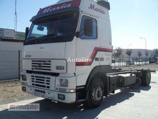 φορτηγό σασί VOLVO FH 12 .380