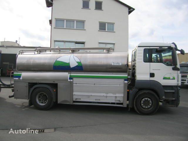 φορτηγό βυτίο μεταφοράς γάλακτος MAN TGS 18.400 (No. 2779)
