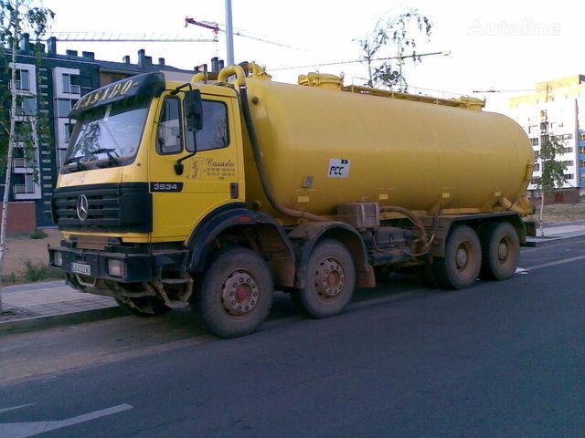 φορτηγό βυτίο MERCEDES-BENZ 3534 K