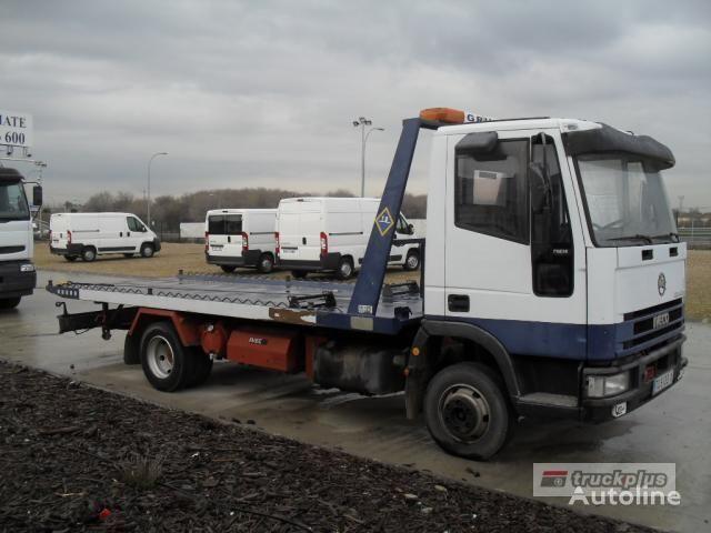 γερανοφόρο φορτηγό όχημα οδικής βοήθειας IVECO EURO-CARGO 75 E 14