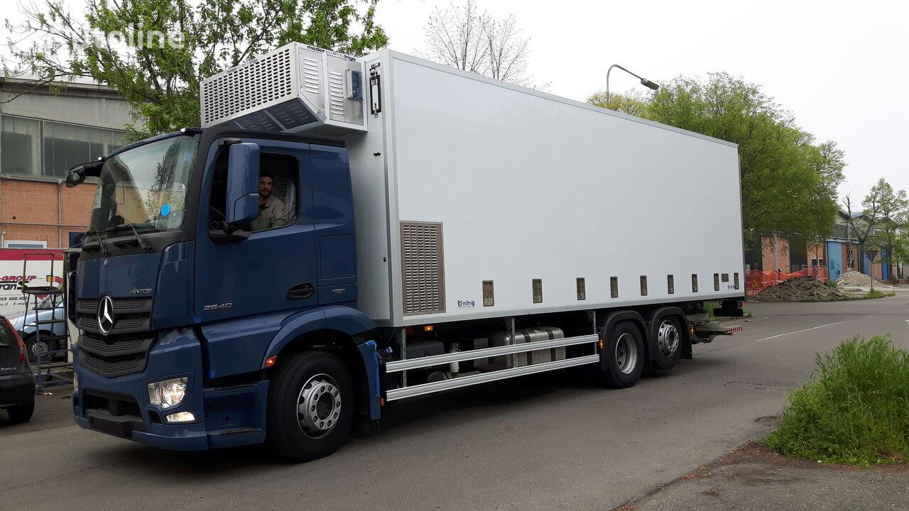 καινούριο μεταφορέας πουλερικών MERCEDES-BENZ SPECIAL CHIKS TRASPORT VEHICLE-Koeken Aufbau-