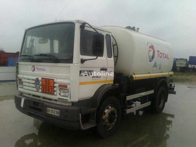 βυτιοφόρο φορτηγό μεταφοράς καυσίμου RENAULT MIDLINER 210