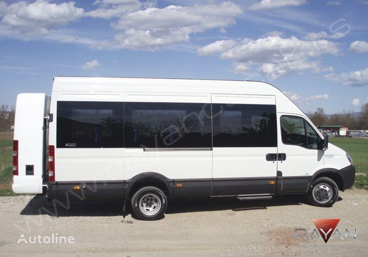 καινούριο μικρό επιβατικό λεωφορείο IVECO DAILY 50C15V - RAYAN LTD