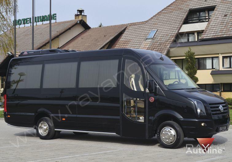 καινούριο μικρό επιβατικό λεωφορείο VOLKSWAGEN Crafter 50 LRX - RAYAN LTD