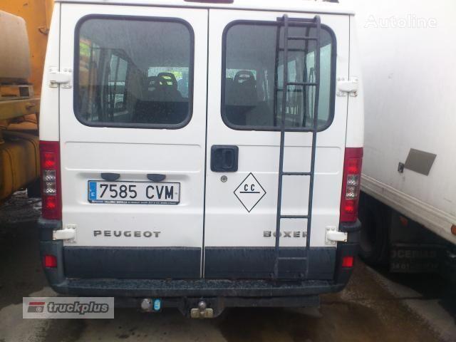 μίνι φορτηγό κόφα PEUGEOT BOXER 330 MH 2.8 HDI