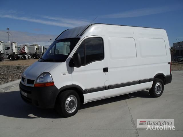 μίνι φορτηγό κόφα RENAULT MASTER 140.35 DCI