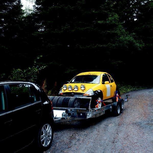 ρυμουλκούμενο αυτοκινητάμαξα IFOR Williams CT136 IFOR