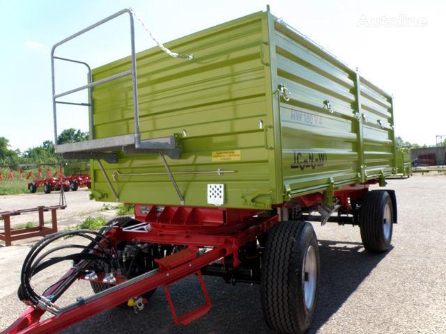 καινούριο ρυμουλκούμενο μεταφοράς σιτηρών CONOW HW 180 Dreiseiten-Kipper V 4
