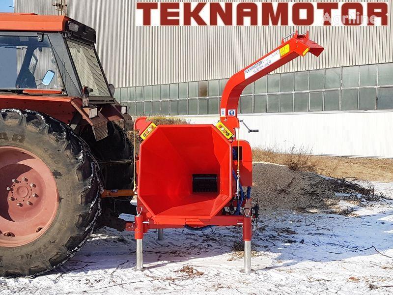 καινούριο τεμαχιστής κλαδιών TEKNAMOTOR Skorpon 160 R/90