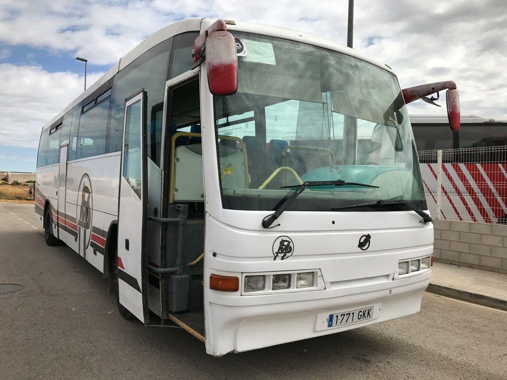 τουριστικό λεωφορείο MERCEDES-BENZ O404
