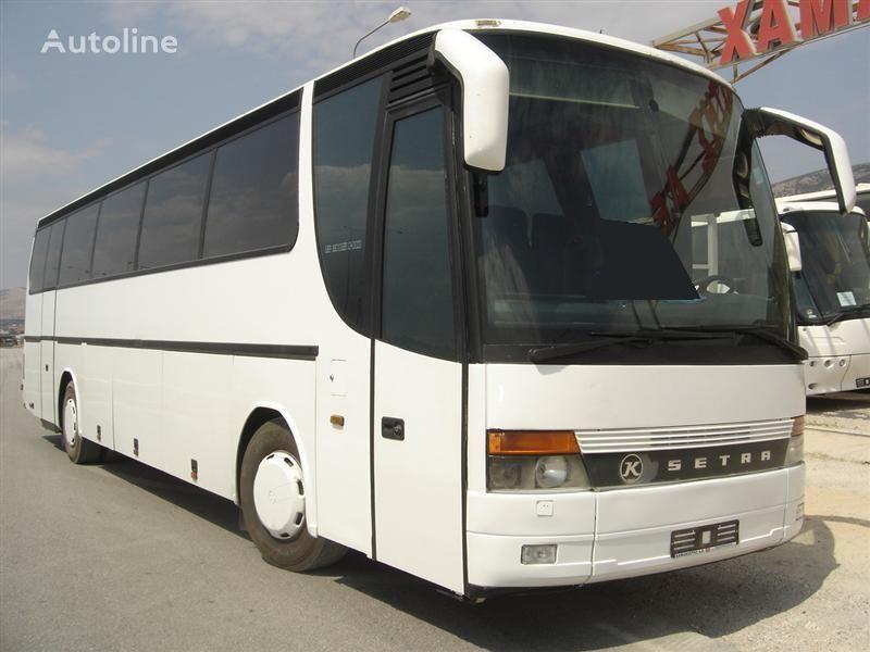τουριστικό λεωφορείο SETRA S 315 HD 55ss