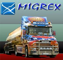 MIGREX Międzynarodowe Usługi Transportowe