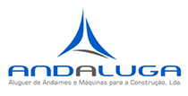 Andaluga Aluguer de Andaimes e Máquinas para a Construção Lda