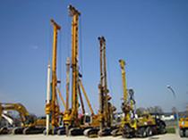 Μάντρα αποθεμάτων (στοκ) German-Drills GmbH