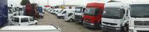 Μάντρα αποθεμάτων (στοκ) X Trucks