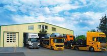 Μάντρα αποθεμάτων (στοκ) Turbo - Truck kft