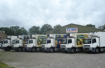 Μάντρα αποθεμάτων (στοκ) Truck Centrum Meerkerk bv