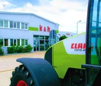 Μάντρα αποθεμάτων (στοκ) k&h Landmaschinenhandel