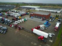 Μάντρα αποθεμάτων (στοκ) Vaex Truck Trading B.V