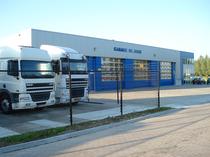 Μάντρα αποθεμάτων (στοκ) De Jong Trucks & Trailers