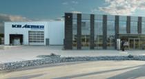 Μάντρα αποθεμάτων (στοκ) Kraemer Baumaschinen company