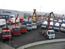 Μάντρα αποθεμάτων (στοκ) Top Truck Contact GmbH