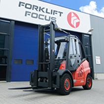 Μάντρα αποθεμάτων (στοκ) Forklift Focus B.V.