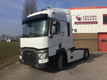 Μάντρα αποθεμάτων (στοκ) Calluna Trucks