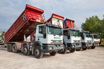 Μάντρα αποθεμάτων (στοκ) Working Trucks srl
