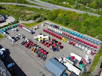 Μάντρα αποθεμάτων (στοκ) Scania Danmark A/S