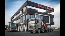 Μάντρα αποθεμάτων (στοκ) Geurts Trucks B.V.
