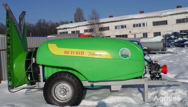 καινούριο αυτοκινούμενος ψεκαστήρας Vezuviy 2000M